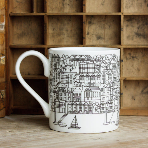 Dartmouth China Mug by Bert & Buoy