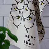 Great Gulls Cotton Tea Towel by Bert & Buoy on Oates & Co.