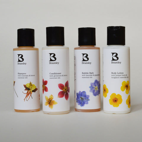 100ml Bath Travel Gift Set by Bramley