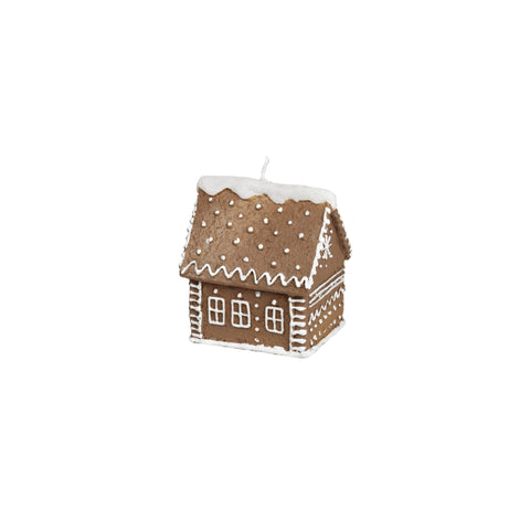 Gingerbread House Christmas Candle by Broste