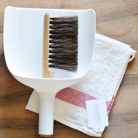Sweeper and Funnel and Tea Towel Bundle