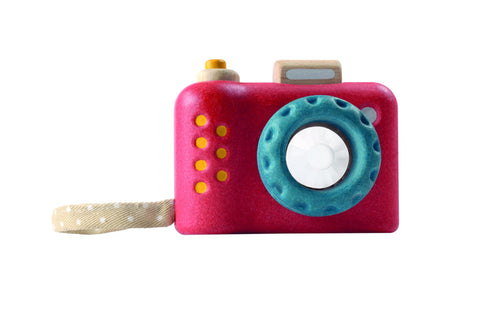 Wooden Play Camera by Plan Toys