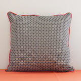 Dark Raspberry Bolton Cushion by Raine & Humble
