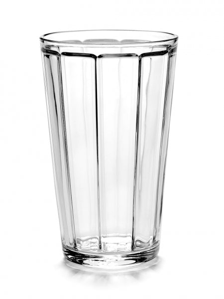Long Drink Angled Water Glass by Surface for Serax on Oates & Co.