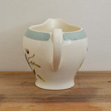 Vintage Alfred Meakin Hedgerow Milk Jug in Ironstone on Oates & Co.