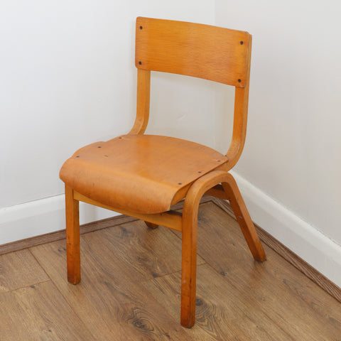 Vintage Bentwood Children's Chairs
