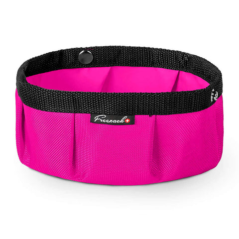 Travel Bowl for Pets (Pink)