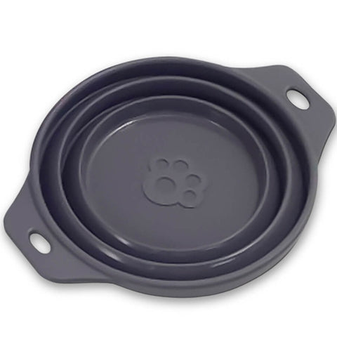 Collapsible Silicone Travel Bowl