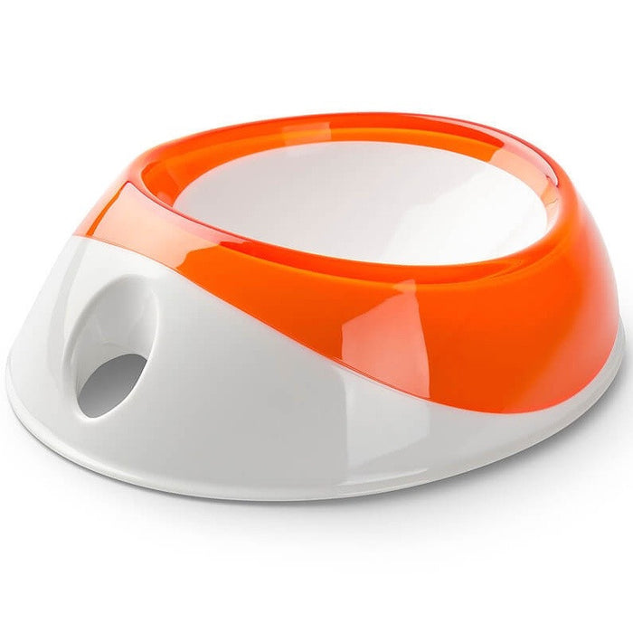 UFO Contempo Dog Bowl (Orange)
