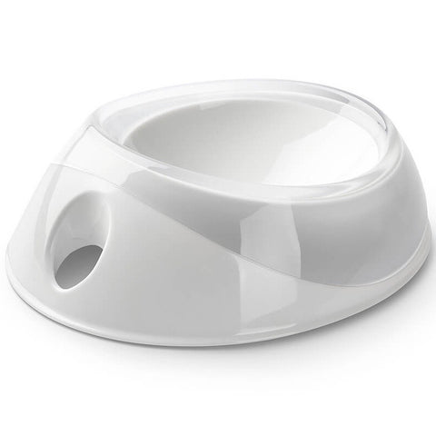 UFO Contempo Dog Bowl (White)