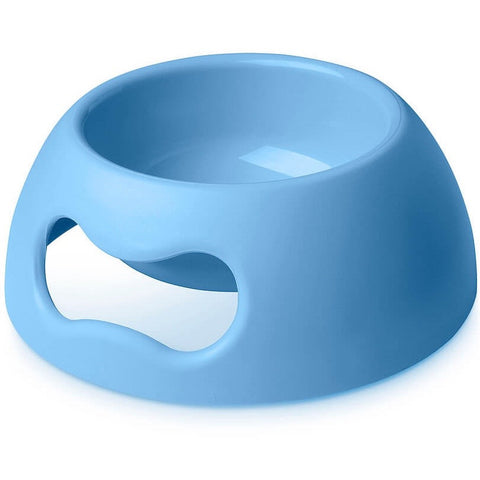 Pappy Pet Food and Water Bowl (Light Blue)
