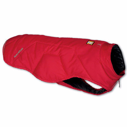 Quinzee™ Red - Warm Insulated Dog Jacket