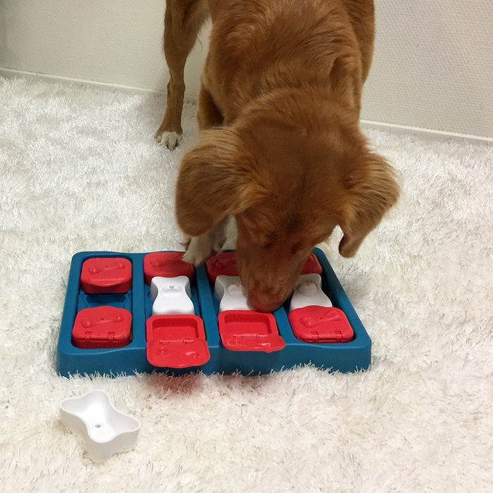 Nina Ottosson Brick Dog Puzzle
