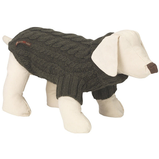 Wilmot Dog Jumper (Khaki)