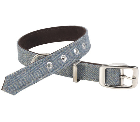 Rivington Tweed Dog Collar
