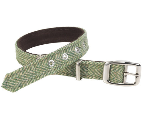 Appleby Harris Tweed Dog Collar
