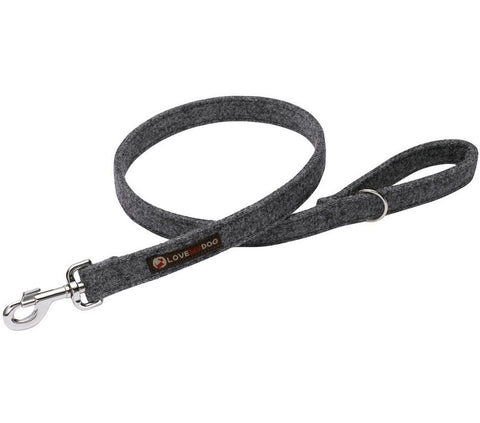 Daplyn Harris Tweed Dog Lead