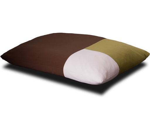 Divan Quattro Dog Bed (Brown/Green/Cream)