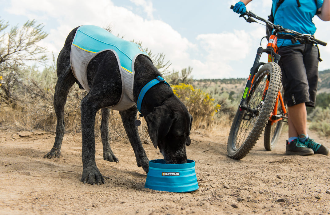 Jet Stream™ Dog Cooling Vest (Blue Lagoon)