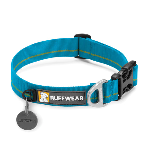 Hoopie™ Dog Collar (Baja Blue)