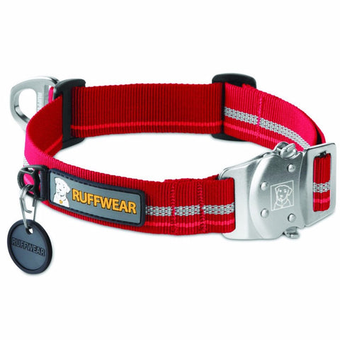 Top Rope Dog Collar (Red Rock)