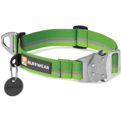 Top Rope™ Dog Collar (Meadow Green)