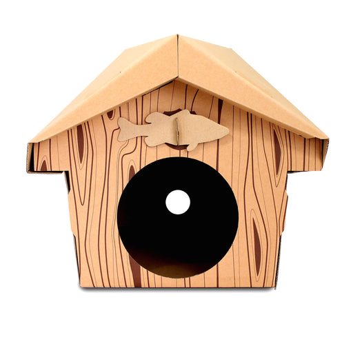 Cat Cabin Playhouse