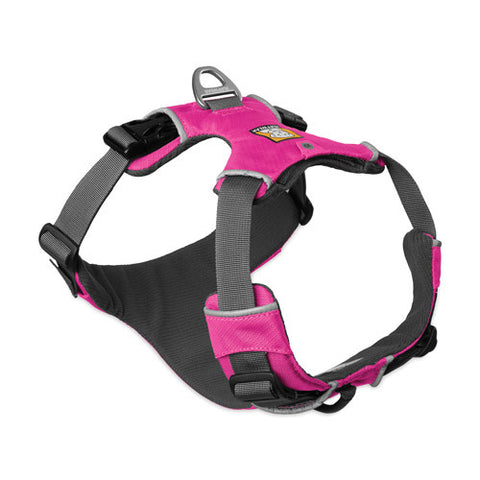 Front Range Dog Harness (Alpenglow Pink)