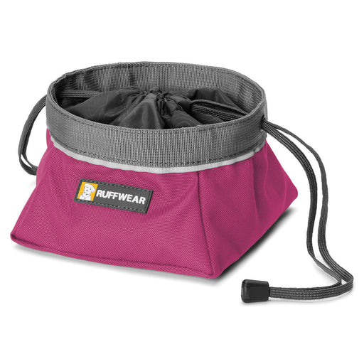 Quencher Cinch Top™ - Portable Dog Bowl (Purple Dusk)