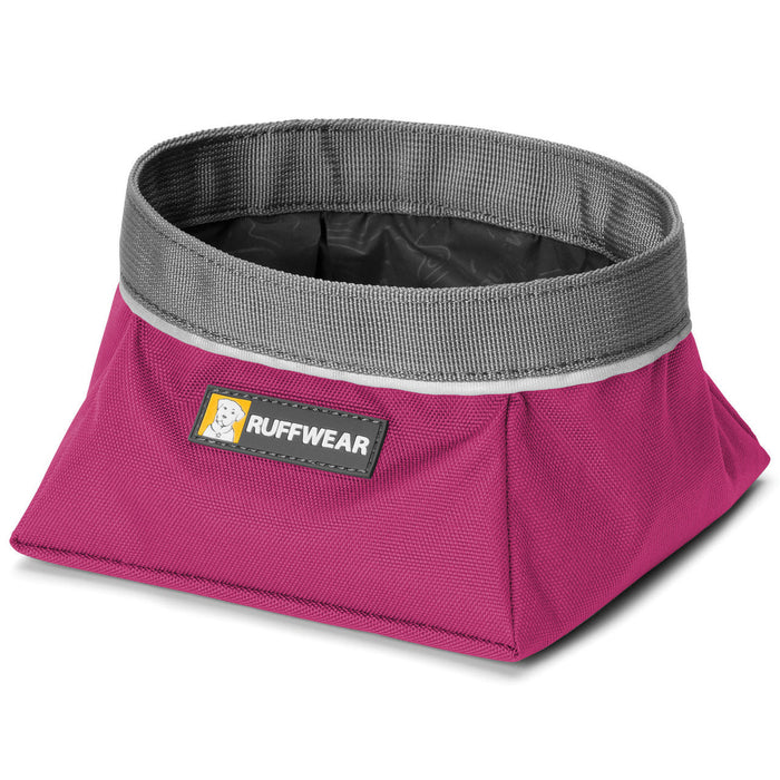 Quencher™ - Portable Dog Bowl (Purple Dusk)