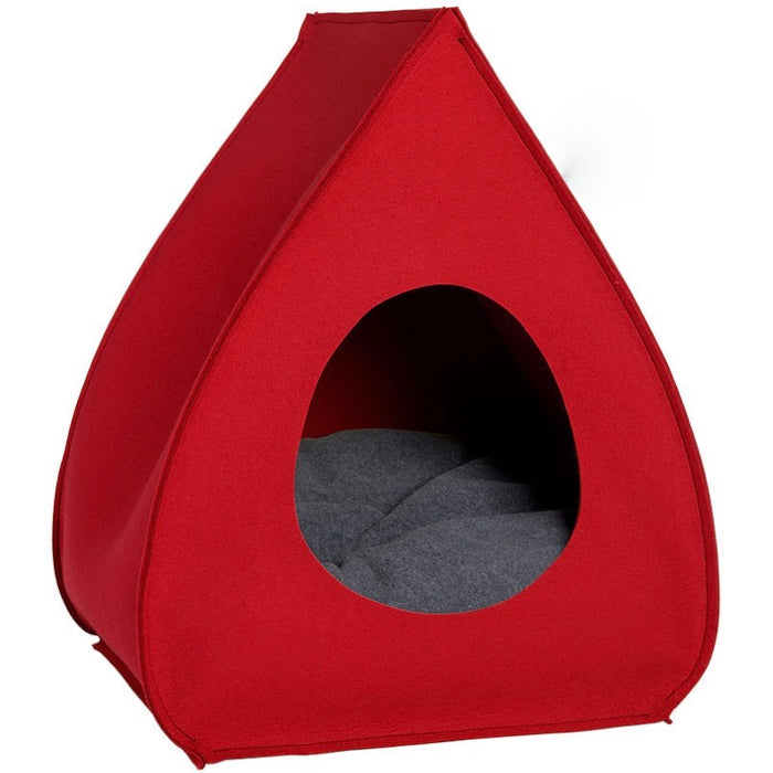 Pet House Pina (Red)