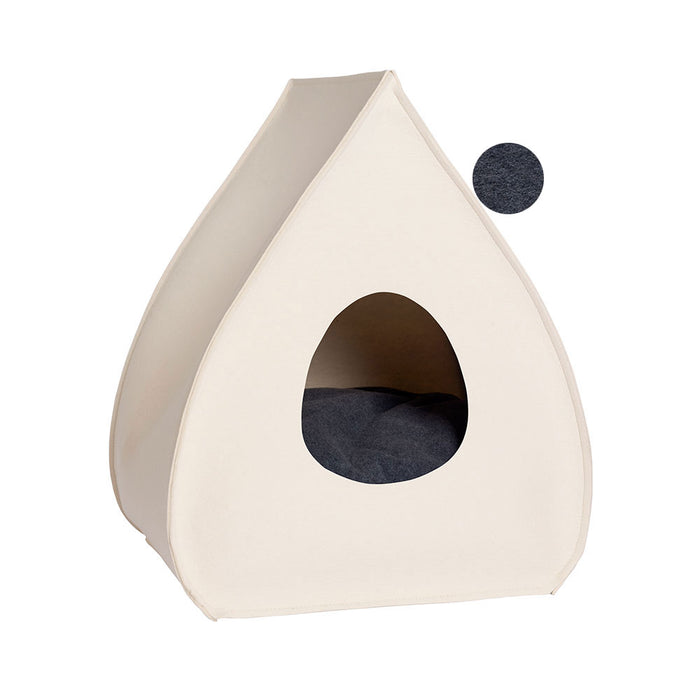 Pet House Pina (Cream)