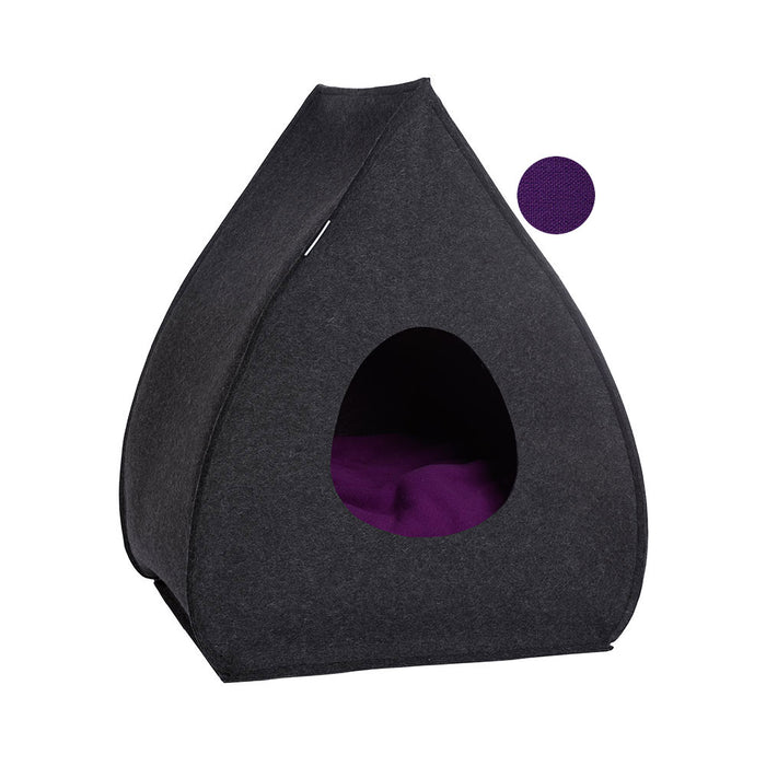 Pet House Pina (Anthracite)