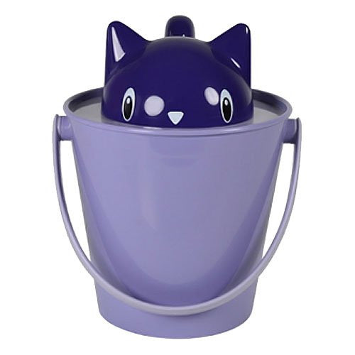 Crick Cat Food Container + Scoop (Lilla)