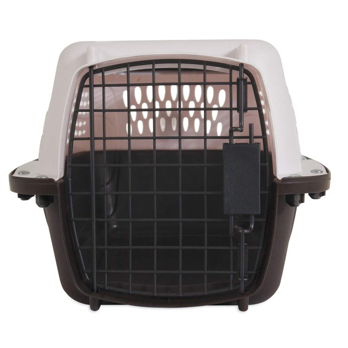 Two Door Top Load Kennel (49.2 x 32.5 x 25.4 cm)