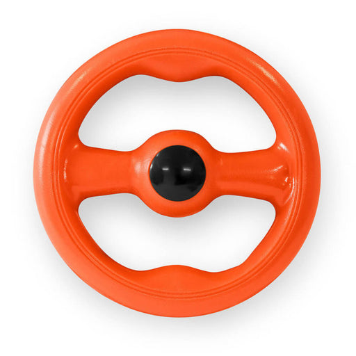 Floating Ring Dog Toy