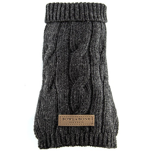 Aspen Dog Sweater (Grey)