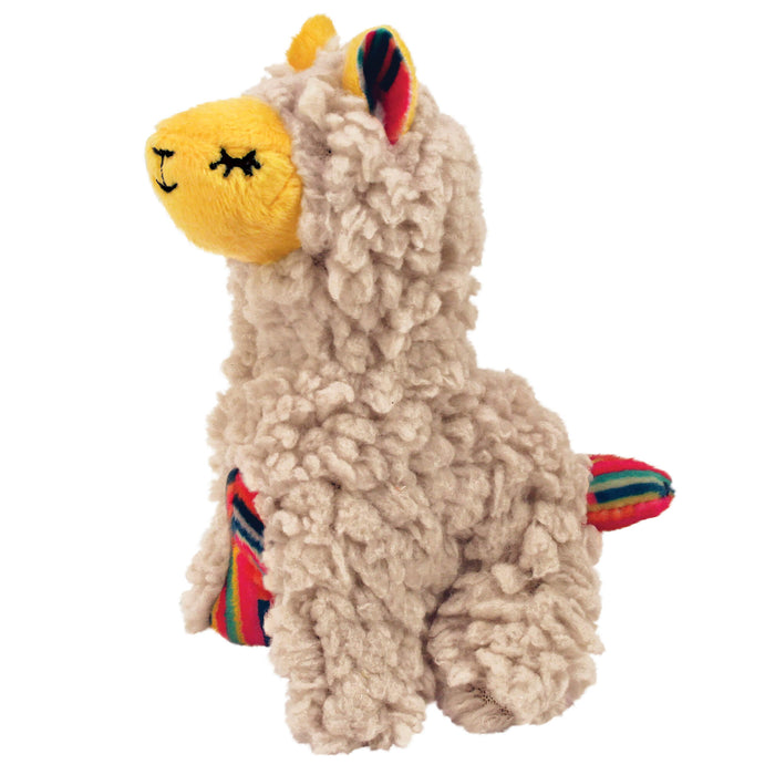 Kong Softies Buzzy Llama with Catnip