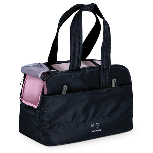 Urban Pet Carrier (Black & Pink)