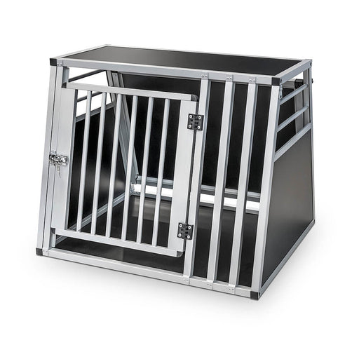 Dog Transport Aluminium Box (Rocky)