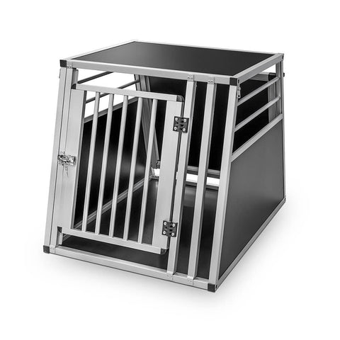 Dog Transport Aluminium Box (Chili)