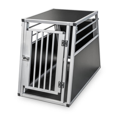 Dog Transport Aluminium Box (Leon)