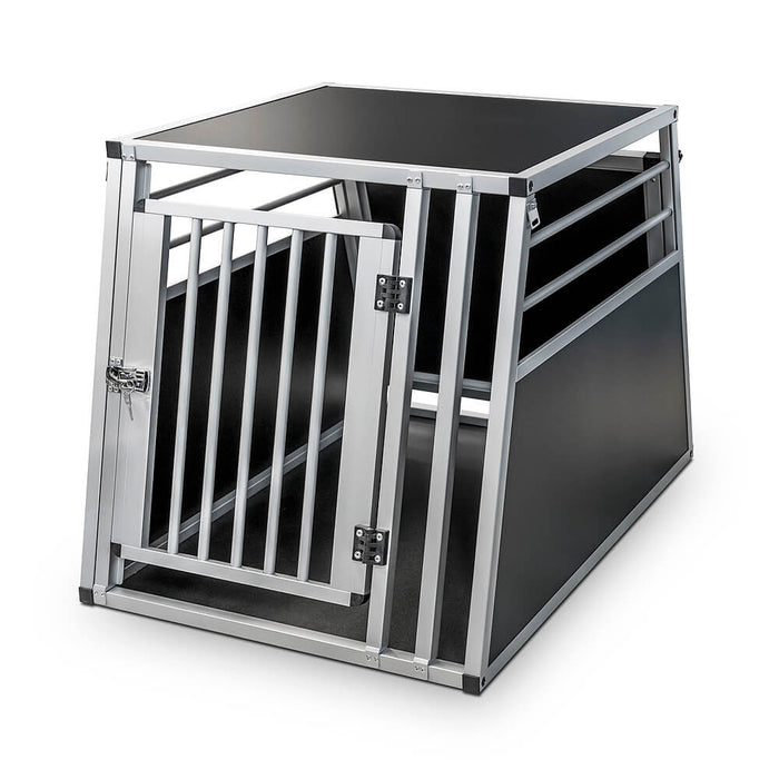 Dog Transport Aluminium Box (Geronimo)
