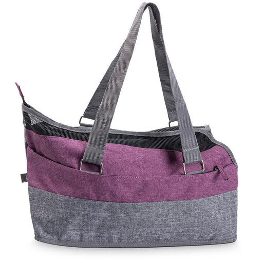 Sark Pet Carrier (Violet/Grey)