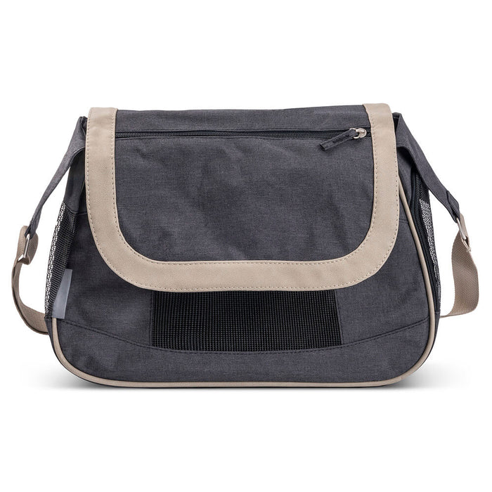 Dia Pet Carrier (Grey/Beige)