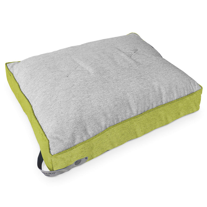 Ronfie Cushion Dog Bed (Green)