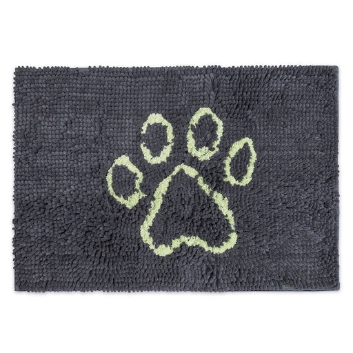 Dirty Dog Doormat (Cool Grey)