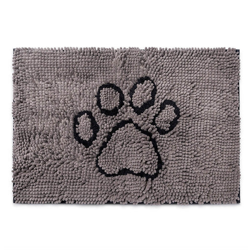 Dirty Dog Doormat (Grey)
