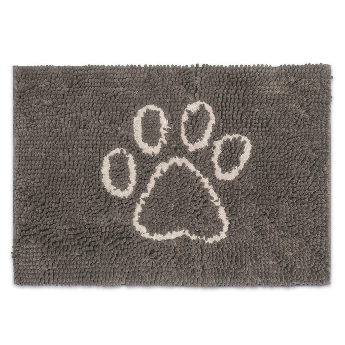 Dirty Dog Doormat (Misty Grey)