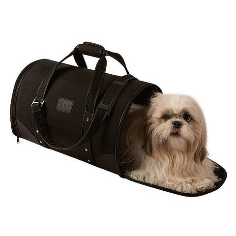 Pet Carrier Parisian (Black)